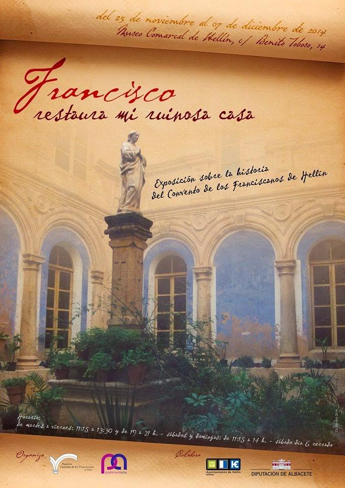 Exposici n sobre en convento de los franciscanos en hell n red de bibliotecas de hell n - Casas en hellin ...