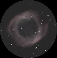 nébuleuse helix