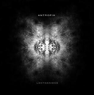 antropik - lanthanides CD LP frontcover