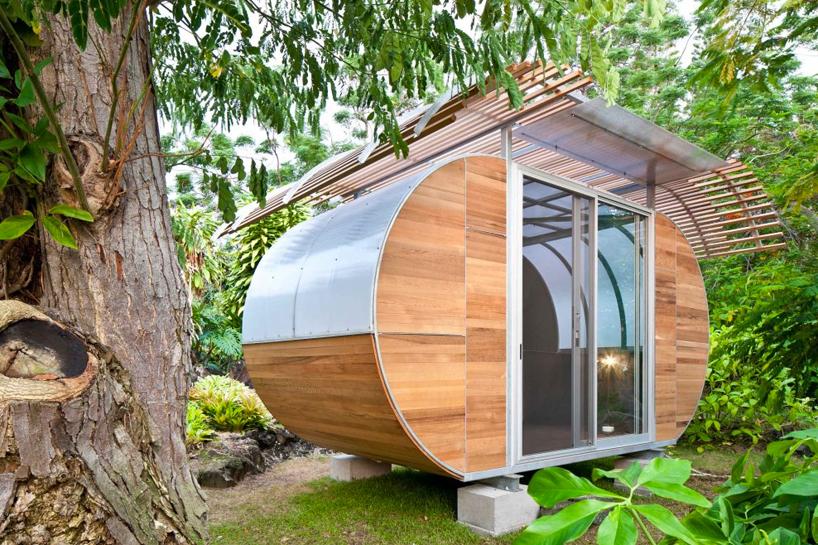 Lloyds Blog Prefab Off grid Tiny Home