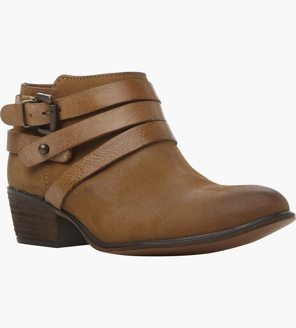 steve madden tan ankle boots,