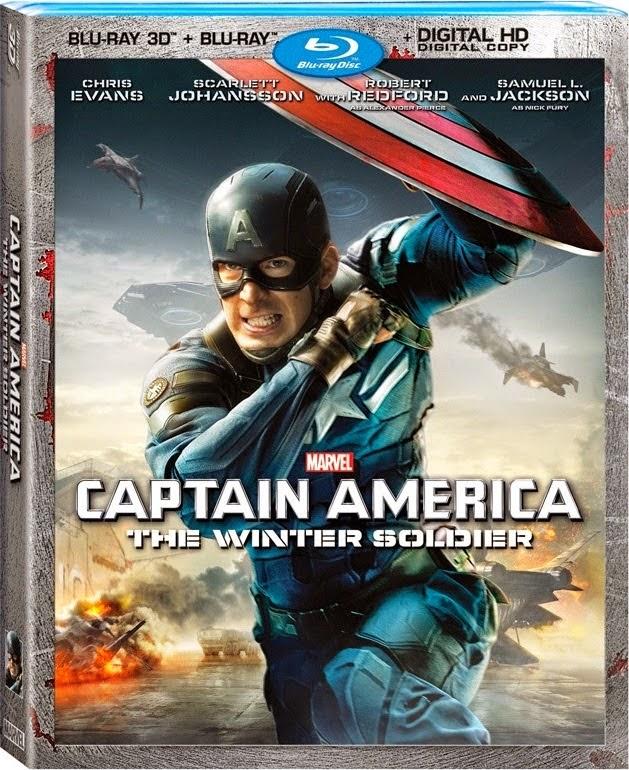 capitan america y el soldado del invierno online