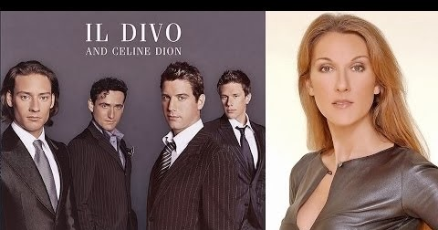 Partituras musicais i believe in you celine dion il divo piano n 1063 - Il divo i believe in you ...