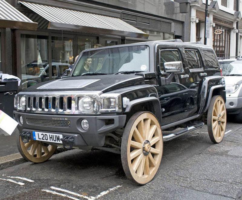 Hummer H3 Wagon Concept 2008