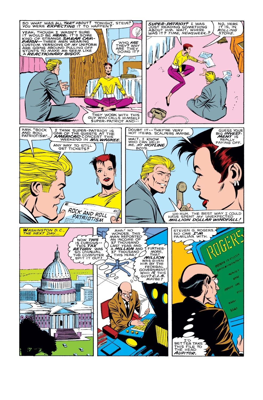 Captain America (1968) Issue #327 #256 - English 11