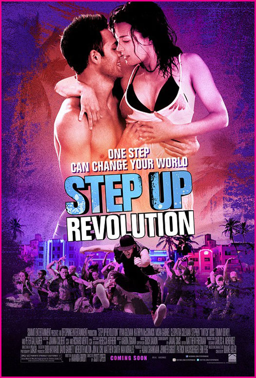Watch Step Up Revolution Movie Online Free 2012