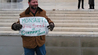 Monsanto Evil Seed of Corporate Greed - Obama signs 'Monsanto Protection Act' written by Monsanto-sponsored senator