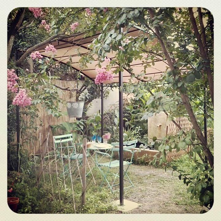 Le jardin !!