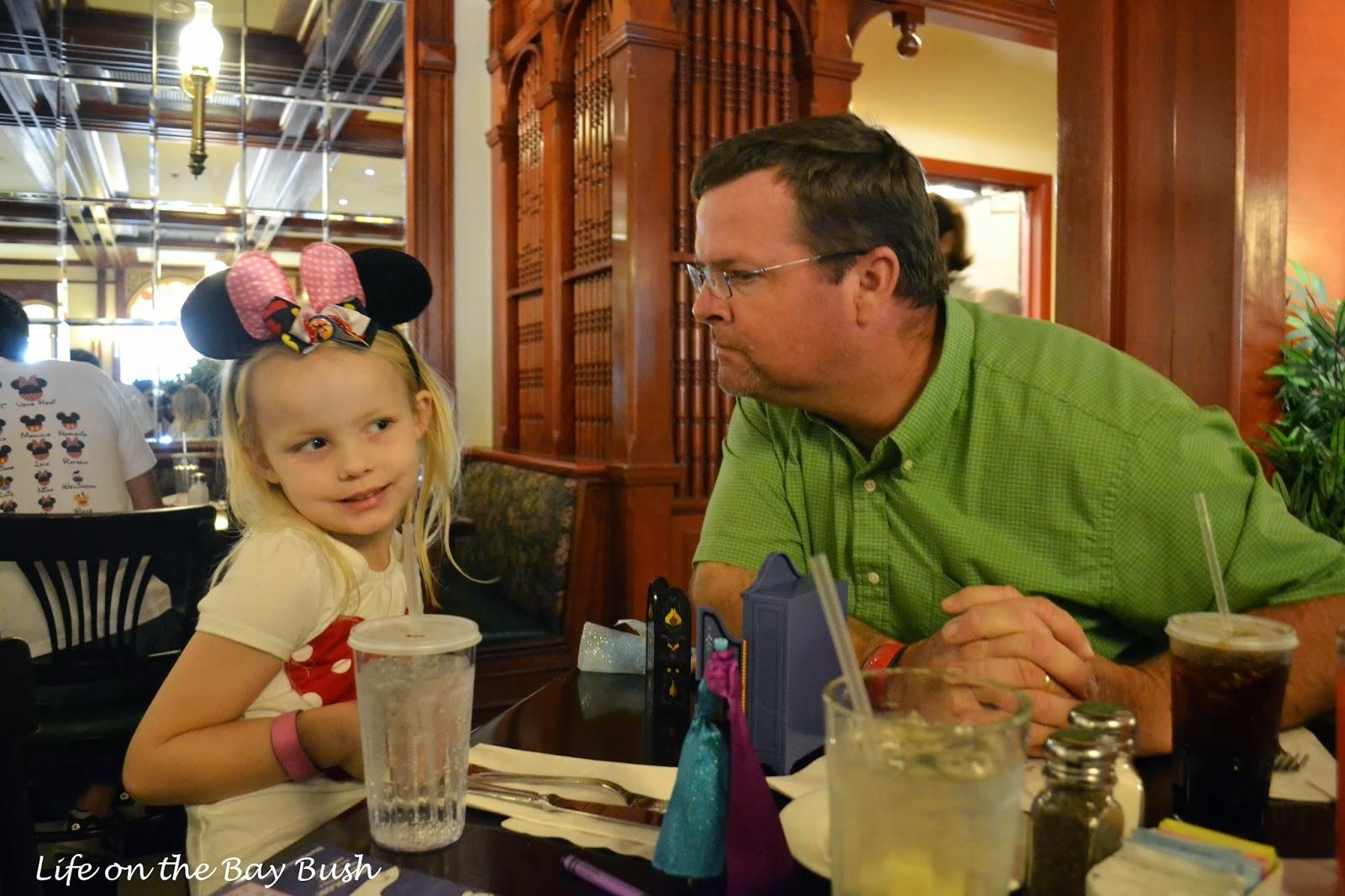 Disney's Magic Kingdom - Tony's Town Square Restaurant