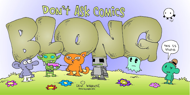 Don't Ask Comics Blong