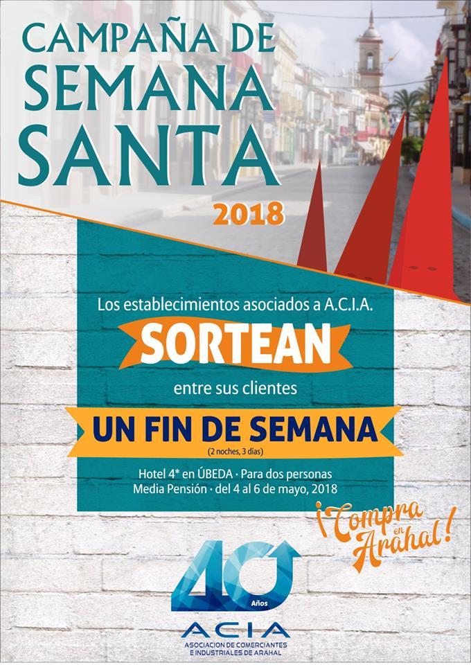 CAMPAÑA SEMANA SANTA 2018
