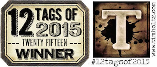 12 Tags of 2015 ~ April