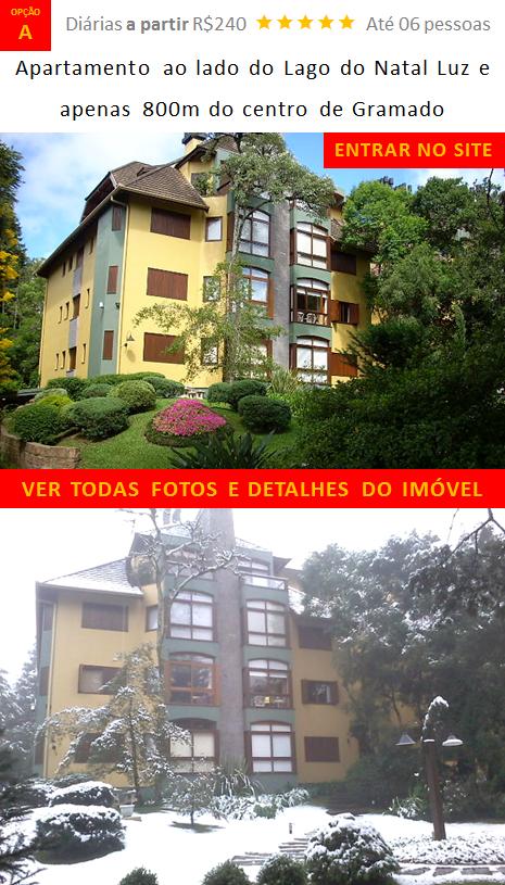 Apartamento Lago do Natal Luz e próximo do centro