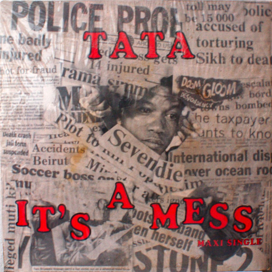 Tata Its A Mess Afro Breakdance