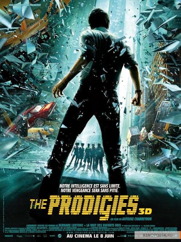 The Prodigies 5 พลังจิตสังหารโลก [HD][พากย์ไทย]