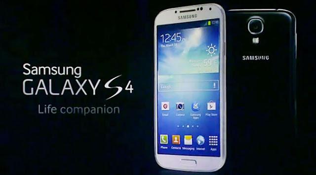 Samsung Galaxy S4 Harga dan Spesifikasi