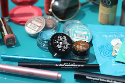 Summer Makeup: Waterproof Eyes