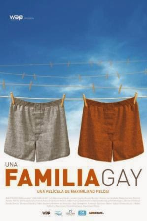 Una familia gay, film