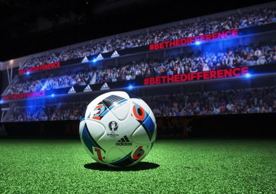 Le ballon pour l'Euro 2016 dévoilé: «Beau Jeu»