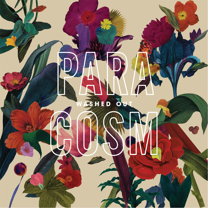 Washed Out, Paracosm cover