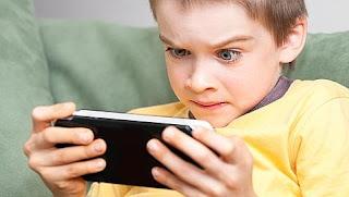 Niños y sedentarismo