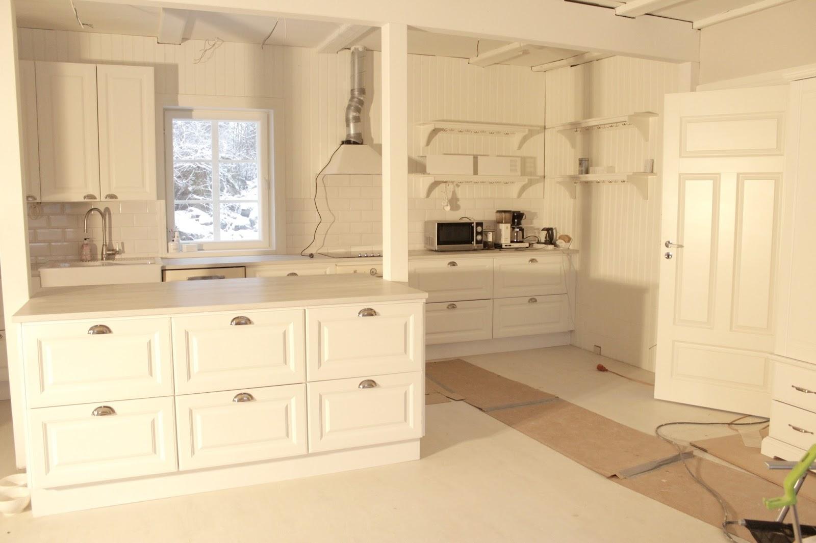 Dolce vita   det ljuva livet: det färdiga köket