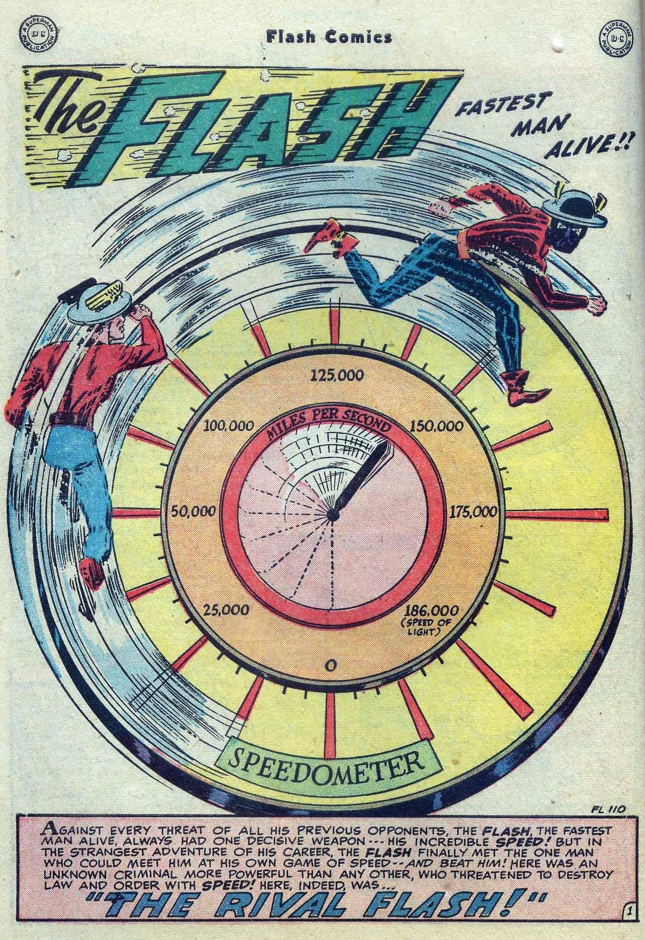 Flash Comics Issue #104 #104 - English 12