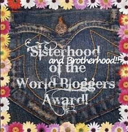 Sisterhood and Brotherhood!! of the World Bloggers Award