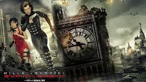Resident Evil:Retribution (2012)