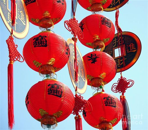 Unique Chinese New Year Decorations For Sale