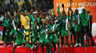 2015 FIFA U-17 Champions, Golden Eaglets