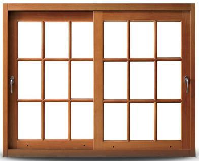 Fotos y Diseos de Ventanas bisagras para ventanas de madera