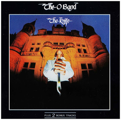 The O Band - The Knife - (1977 Uk classic rock blended progressive rock - Wave)