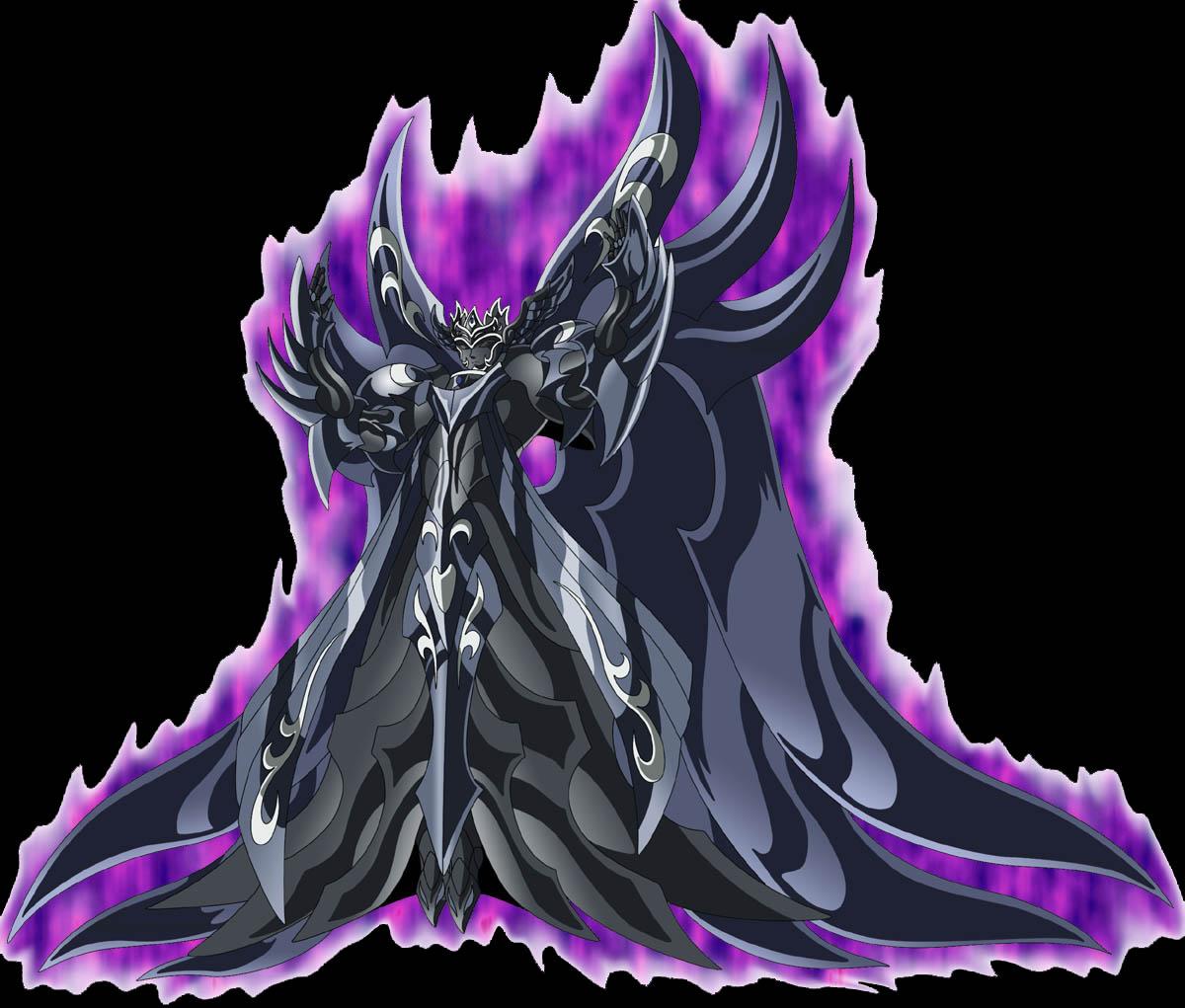 Reino de Hades: Jueces, Dioses Y Dios Hades Arman_virgo-thanatos