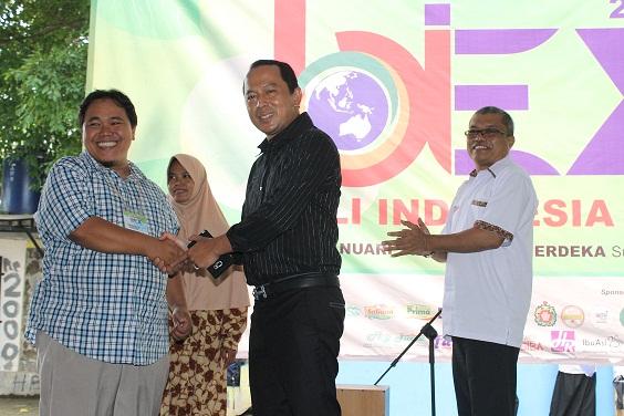 60 UMKM Ramaikan Beli Indonesia Expo