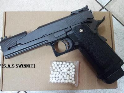 HCM - Bán mô hình súng hơi Airsoft độc đáo