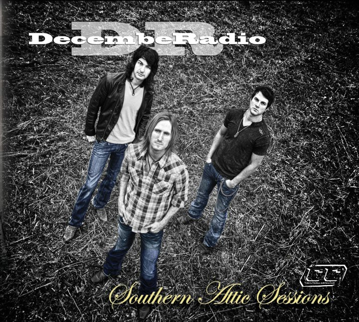 DecembeRadio - Southern Attic Sessions EP 2011 English Christian Album