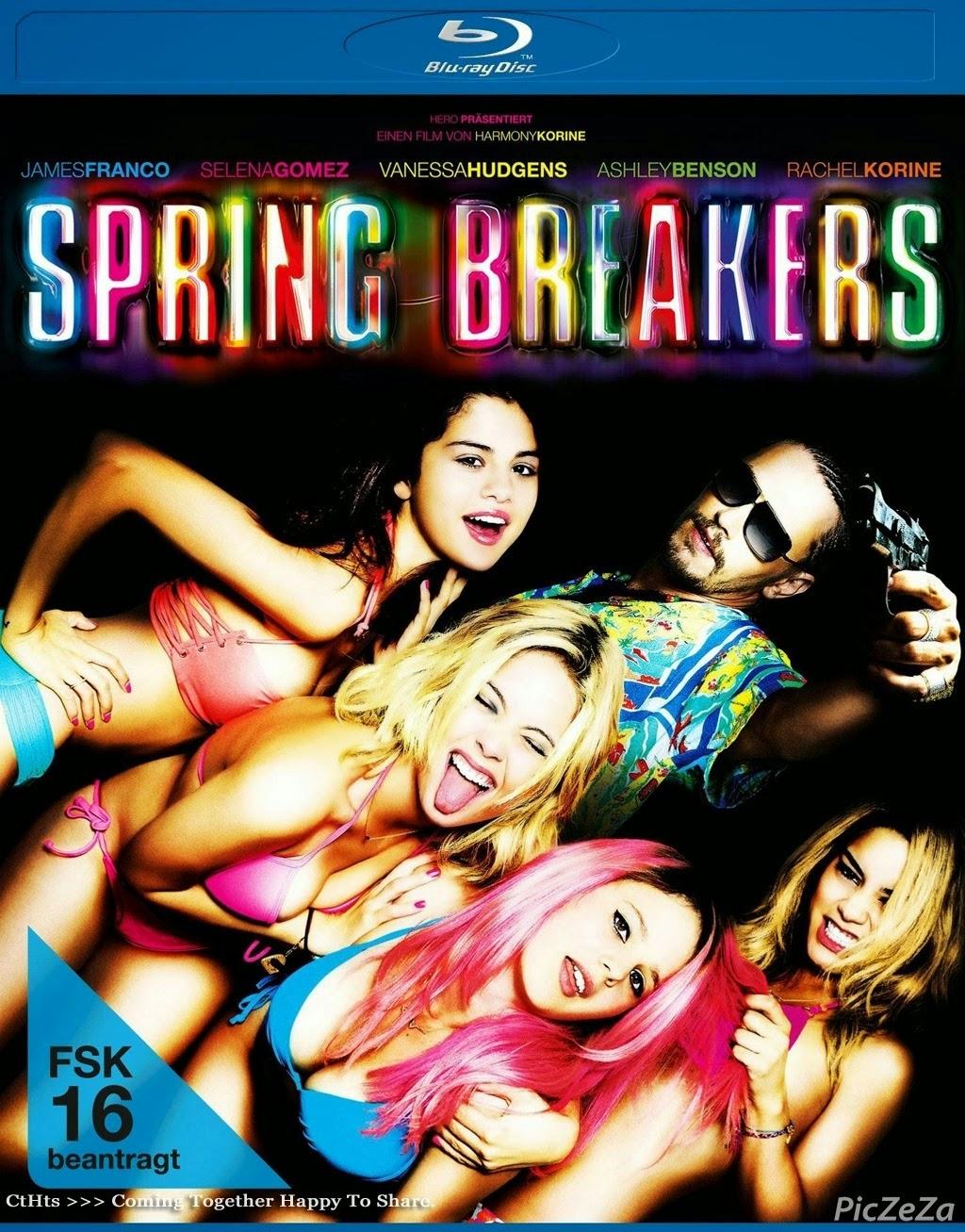 Spring Breakers (2013)  : กิน เที่ยว เปรี้ยว ปล้น