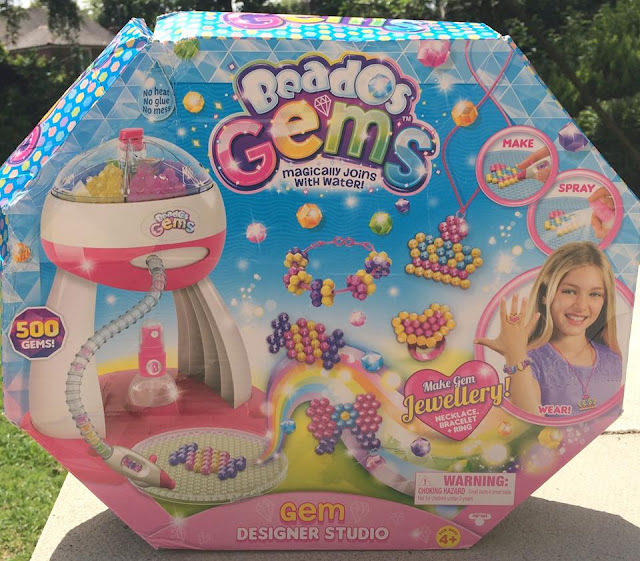 Beados Gem Designer Studio Review - My Mummy's Pennies
