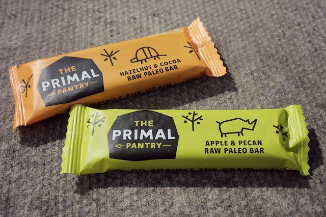raw paleo snack bars