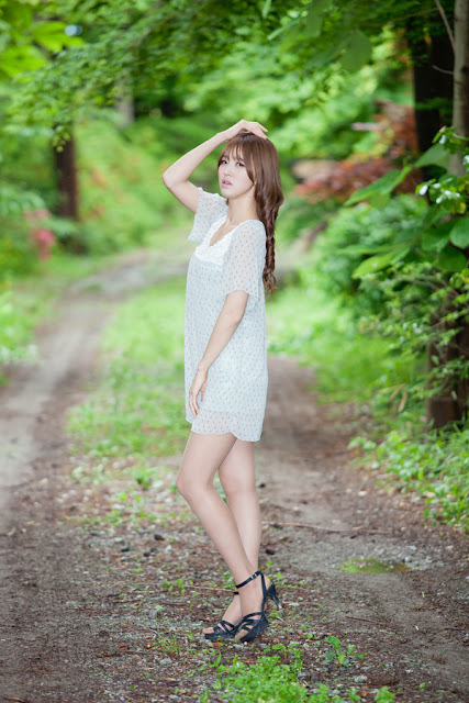 5 Lovely Choi Byeol Ha - very cute asian girl - girlcute4u.blogspot.com