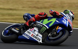 MotoGP Australia 2015: Lorenzeo Tercepat Free Practice 1