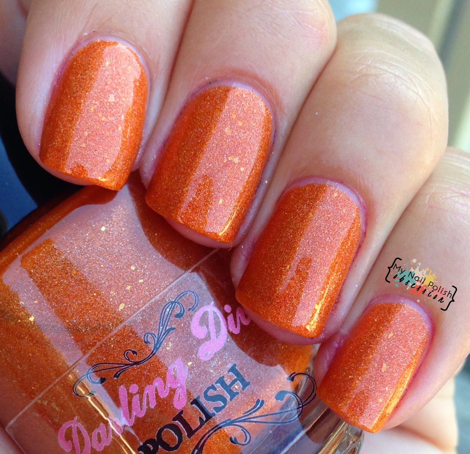 Darling Diva Polish Cast A Spell