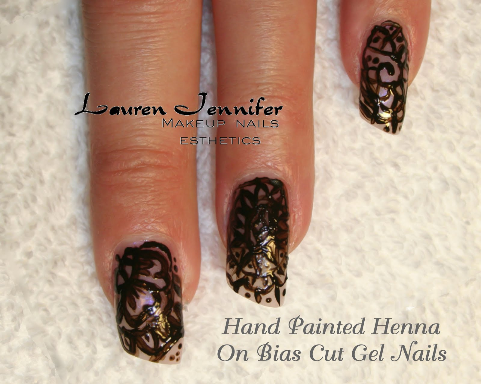 Mehndi Designs For Nails : Henna nail designs joy studio design gallery best