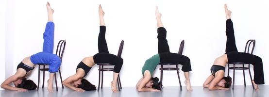 Yoga en casa todo ociotodo ocio - Ejercicios yoga en casa ...