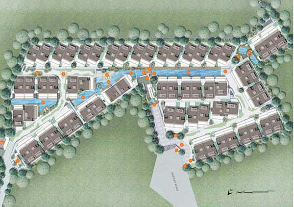 Whitley Residences Sitemap