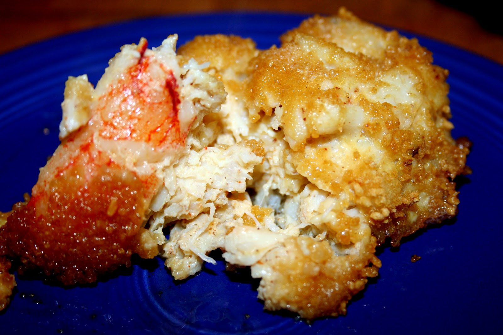 Baked Corn And Crab Cakes Recipe — Dishmaps