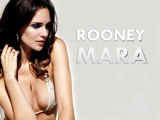 Oscar Academy Award Nominee Rooney Mara Lisbeth Salander Girl with the Dragon Tattoo HD Wallpaper
