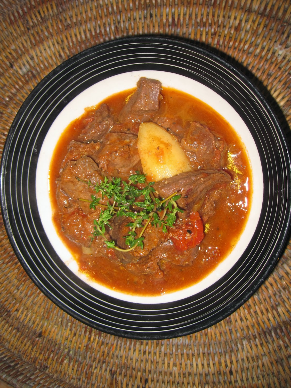 Namibian venison pot recipe edible gold gold restaurant blog forumfinder Images