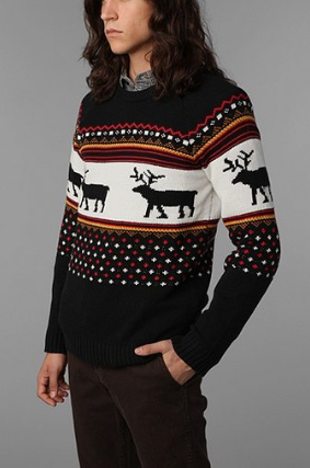 (I promise there\u0027s a method to this madness.) Alright. So. I LOVE THIS  SWEATER. Yeah yeah, it\u0027s a men\u0027s sweater from Urban Outfitters
